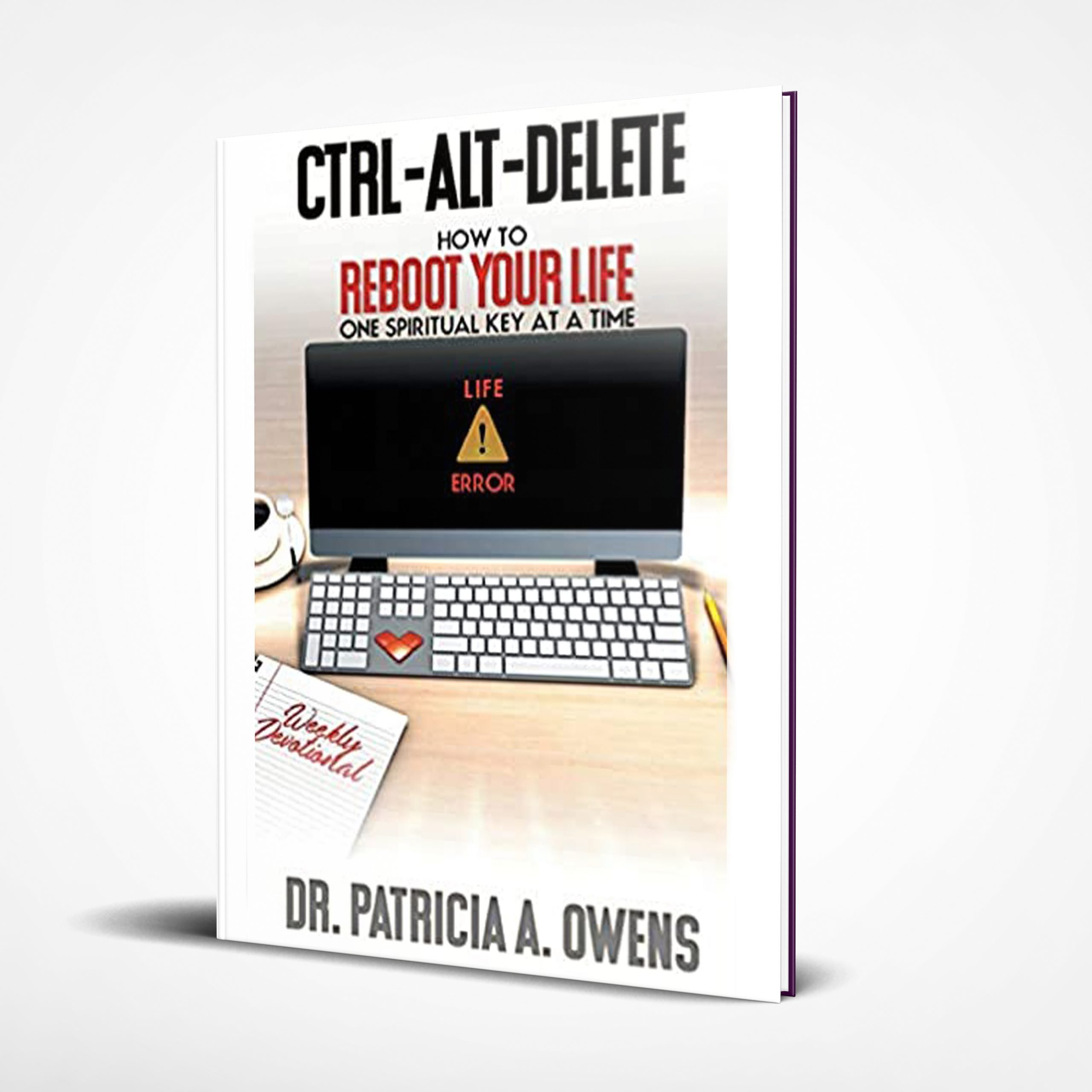 CAD Book Image: How to Reboot Your Life One Spiritual Key at a Time